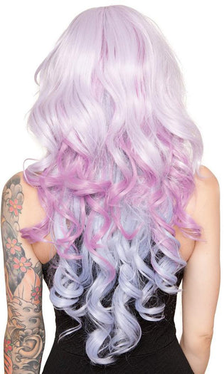 Triflect [Periwinkle Rose] | WIG^