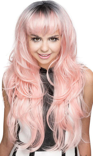 Uptown Girl Central [Pink West] | WIG