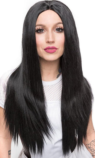 Yaki Straight [Jem Black] | WIG