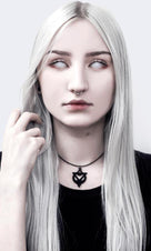 Amulet Of Possession [Black] | CHOKER
