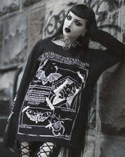 Dramatic Exit Spell | LONG SLEEVE TEE