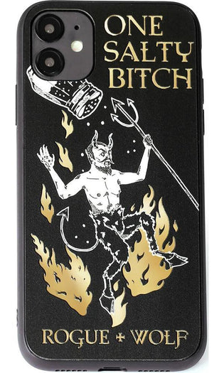 One Salty Witch Gold | PHONE CASE