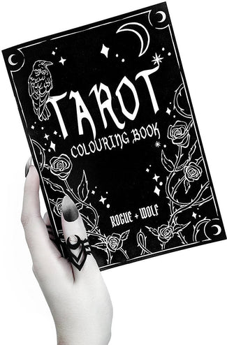 Tarot | COLOURING BOOK