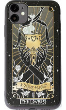 The Lovers Tarot Gold | PHONE CASE