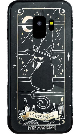 The Magician Tarot Gold | PHONE CASE