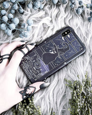 Rogue And Wolf - The Magician Tarot Phone Case - Buy Online