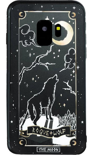 The Moon Tarot Gold | PHONE CASE
