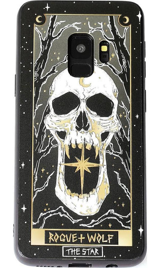 The Star Tarot Gold | PHONE CASE
