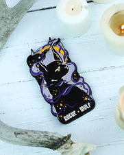 Witch Kitten Merlyn | PHONE CASE