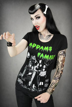 T-SHIRT |  The Addams Family 4