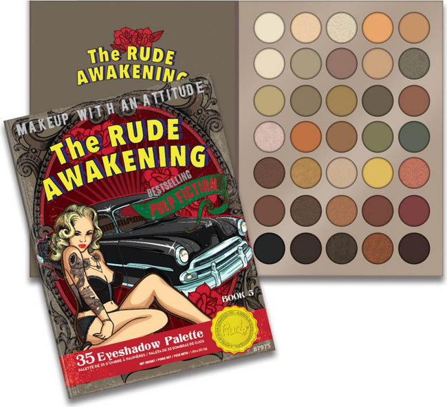 The Rude Awakening | EYESHADOW PALETTE