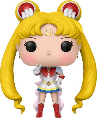 Sailor Moon | Super Sailor Moon POP! VINYL