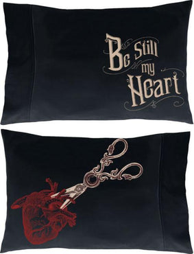 Be Still My Heart | PILLOWCASE SET