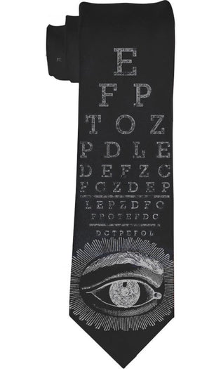Eye Exam | NECKTIE