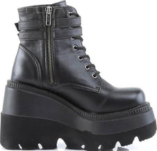 SHAKER-52 [Black] | PLATFORM BOOTS [IN STOCK]