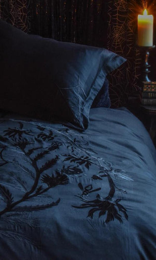 Black Widow | KING DUVET COVER