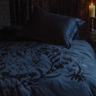 Black Widow | DOUBLE/QUEEN DUVET COVER
