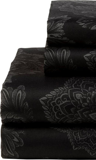 Midnight Ink | QUEEN SHEET SET
