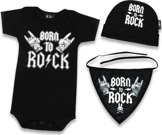 Born To Rock | ROMPER SET*