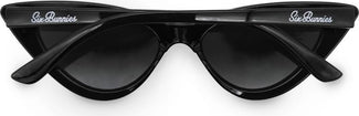 Cat Eye [Black] | KIDS SUNGLASSES*
