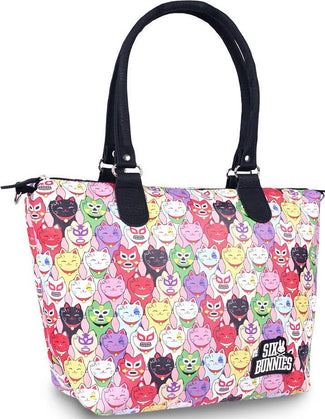 Lucha Cats | TOTE BAG