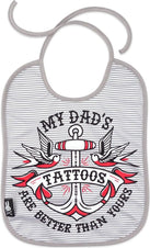 My Dad's Tattoos | BABY GIFT SET