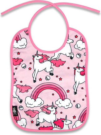 Rainbows Pink | BIB