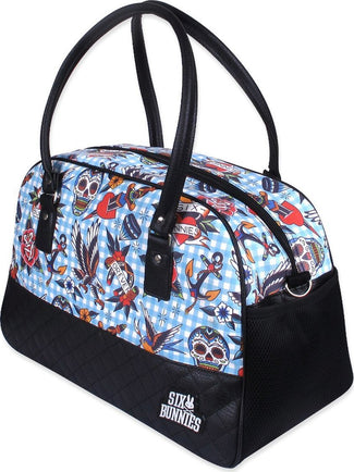 Tattoo Shoppe [Blue] | DIAPER BAG