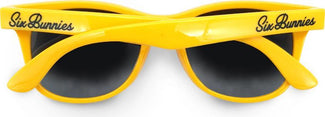 Wayfarer [Yellow] | KIDS SUNGLASSES*