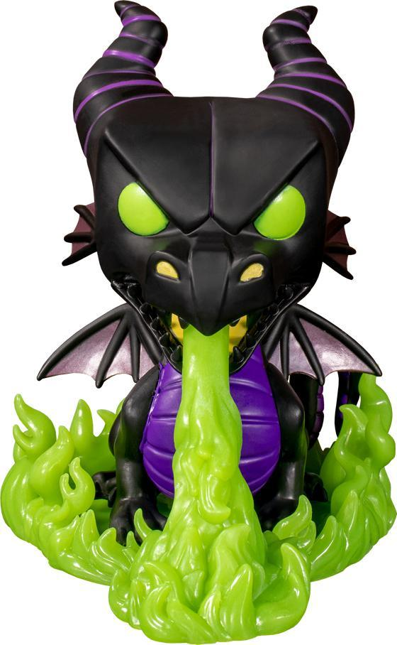 "Sleeping Beauty | Dragon w/Flames MT GW 6"" POP! VINYL"