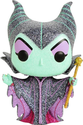 Sleeping Beauty | Maleficent DGL POP! VINYL