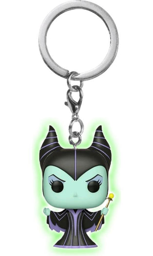 Sleeping Beauty | Maleficent GW POP! KEYCHAIN