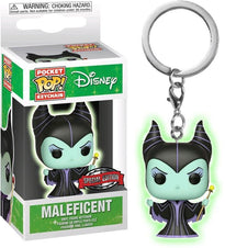 Sleeping Beauty | Maleficent [Glow in the Dark] POP! KEYCHAIN