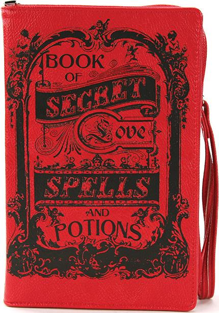 Book of Secret Love Spells and Potions | HANDBAG