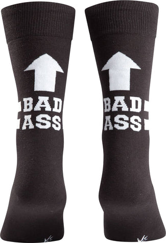 Bad Ass | CREW SOCKS MENS
