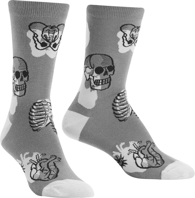 Head Over Heel | CREW SOCKS