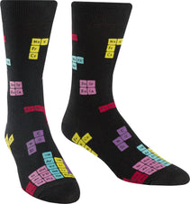 Joining Elements Crew Socks Mens