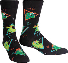 Jurassic Party | CREW SOCKS MENS