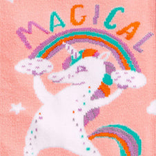 Magical Hello Lucy | CREW SOCKS