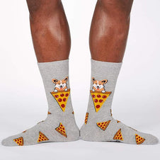 Man's Best Food | CREW SOCKS MENS