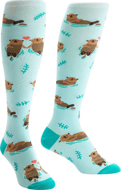 My Otter Half | KNEE HIGH SOCKS
