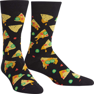 Nacho, Nacho Man | CREW SOCKS MENS