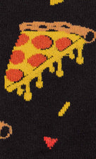 Pizza Party | CREW SOCKS MEN'S