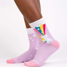 Rainbow Blast | CREW SOCKS