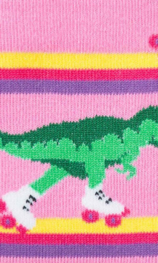 Rawr-Ler Rink | KNEE HIGH SOCKS
