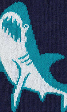 Shark Attack | CREW SOCKS MENS