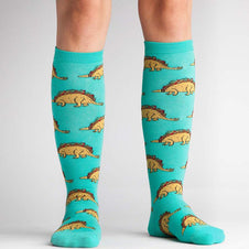 Tacosaurus | KNEE HIGH SOCKS