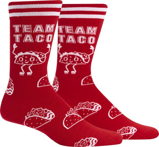 Team Taco | CREW SOCKS MENS