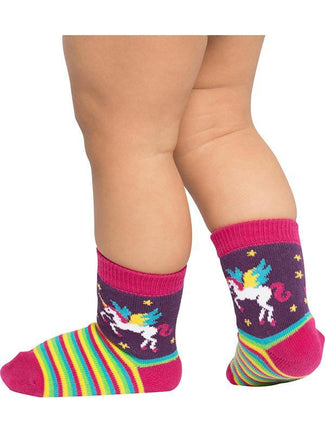 Winging it | CREW SOCKS [TODDLER]