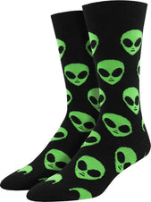 We Come In Peace | SOCKS MENS